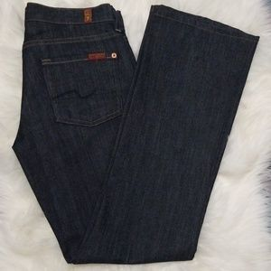 7 For All Mankind Bootcut Women's Jean Sz 26. NWOT